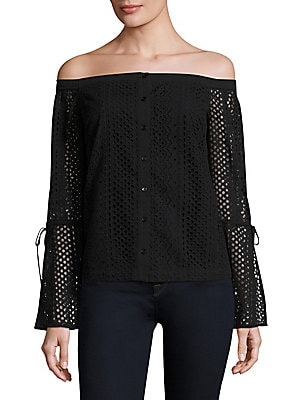 Allington Off-the-Shoulder Top