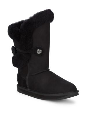 NORDIC SHEARLING BOOTS