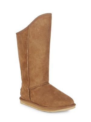COSY TALL BOOTS