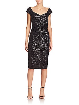 Kortney Sequin Dress