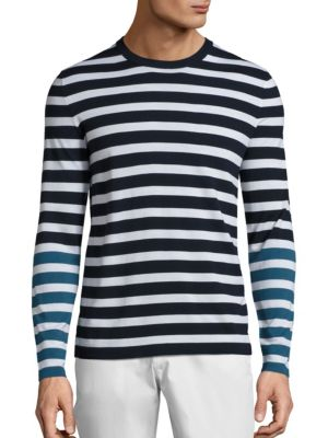 Striped Wool Tee