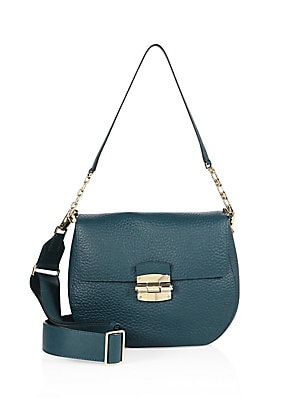 Club Saddle Crossbody Bag