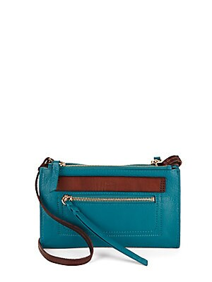 Ridgefield Mini Leather Crossbody Bag