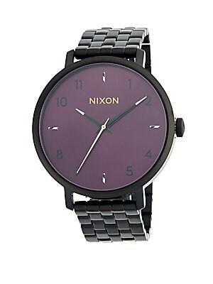 Arrow Stainless Steel Bracelet Watch