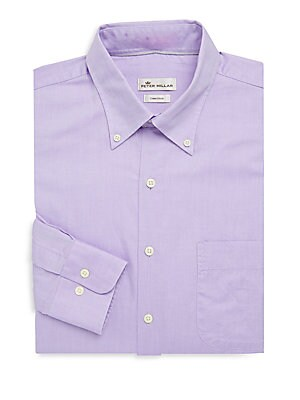 Crown Pinpoint Shirt