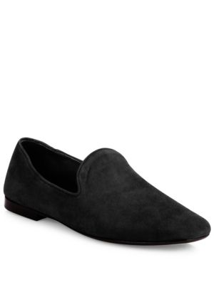 BRAY SUEDE LOAFERS