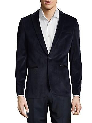 Casual Velvet Jacket