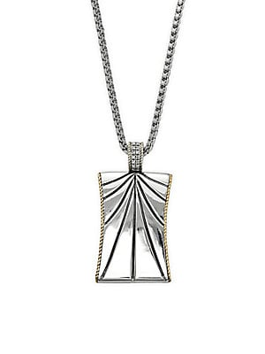 Click here for Sterling Silver & Diamond Pendant Necklace prices
