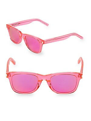 50MM Rectangle Sunglasses