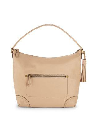 Saddle Hobo Bag
