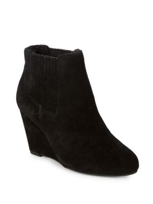 Willa Wedge Ankle Boots