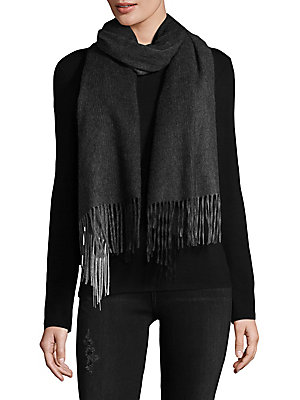 Ombre Cashmere Wrap Scarf
