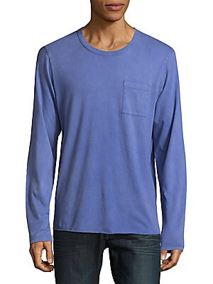 Saltwater Cotton Long Sleeve Tee