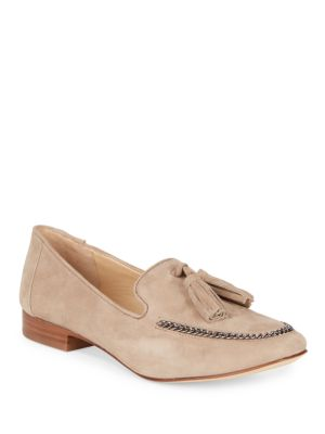Bari Leather Loafers