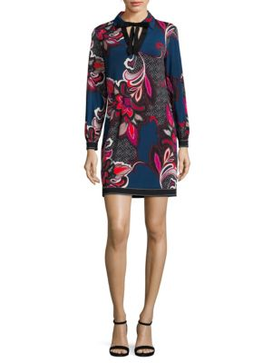 Saga Floral Dress