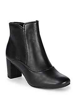 Donald J Pliner - Paisley Leather Booties