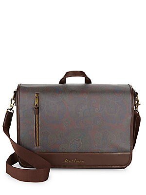 MENS BOW BRIDGE MESSENGER
