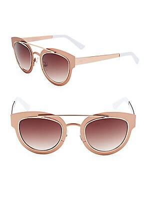 Gradient 43MM Wayfarer Sunglasses