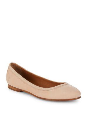 Carson Suede Ballet Flats