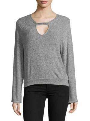 Loop Velvet Sweatshirt
