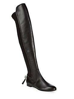 Aquazzura - Dasha Flat Boots