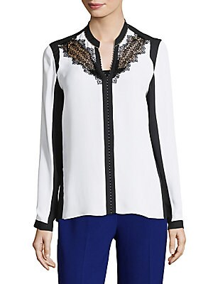 Denise Silk Blouse