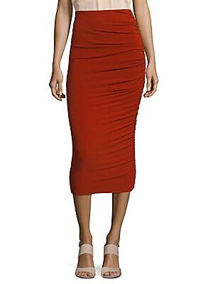 No-Waistband Style Skirt