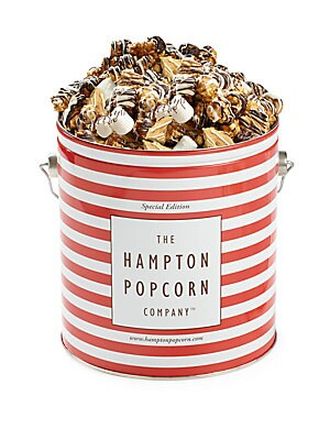 Smores Popcorn Gallon Bucket