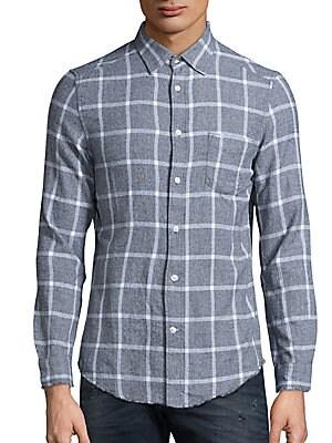 Tas Windowpane Shirt