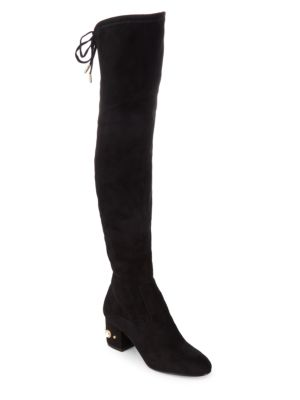 PAXXI TEXTILE OVER THE KNEE BOOTS