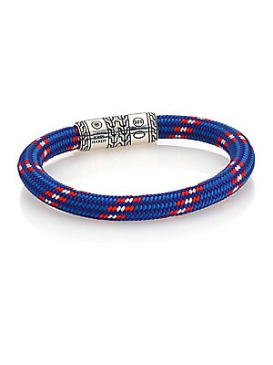 Classic Chain Cord Bracelet