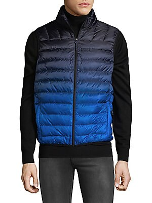 Down Fill Puffer Vest