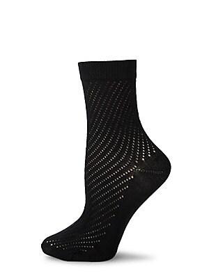 Perforated Socks