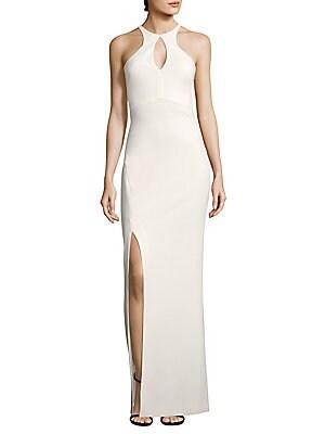Elston Cutout Gown