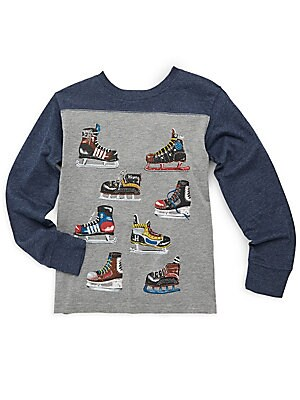 Little Boy's Graphic Sweatshirt