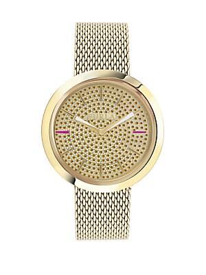 Valentina Stainless Steel Bracelet Watch