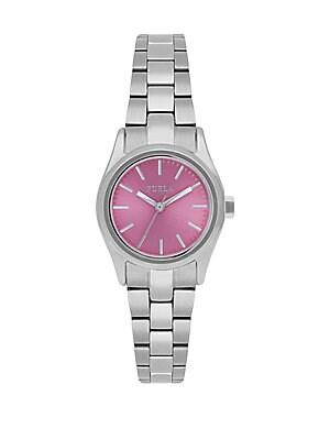 Eva Stainless Steel Bracelet Watch