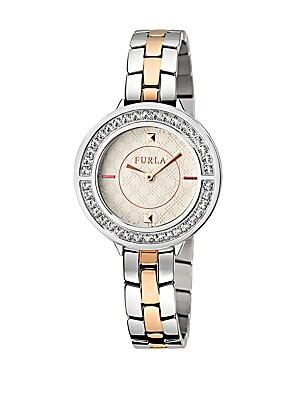 Club Stainless Steel Bracelet Watch