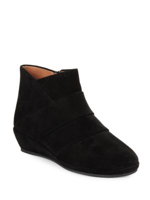 Nori Suede Wedges