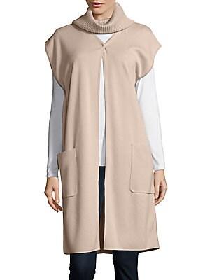 Silk and Wool Coat