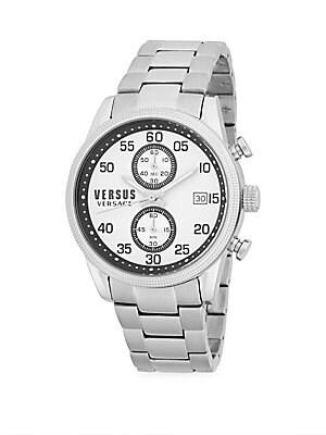 Classic Stainless Steel Bracelet Watch