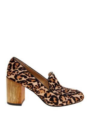 ROSITA CALF HAIR PUMPS