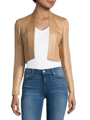 Caprice Crop Jacket