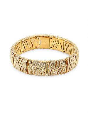 Artemis Pavé Line Bracelet