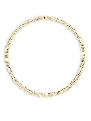 Artemis Pavé Crystal Necklace