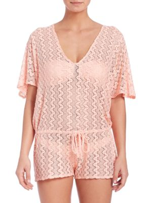 Alyna Knit Coverup