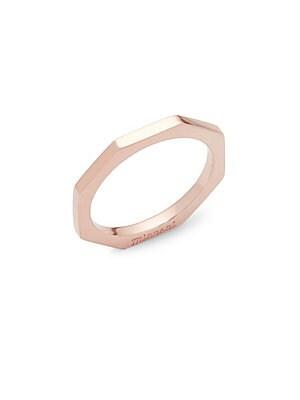 Slip-On Geometric Bracelet