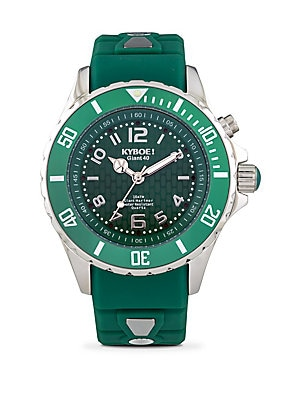 Lush Meadow Water-Resistant Watch