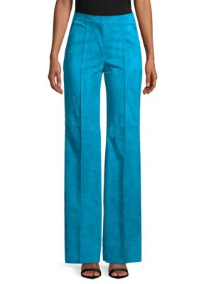 Christa Suede Trousers