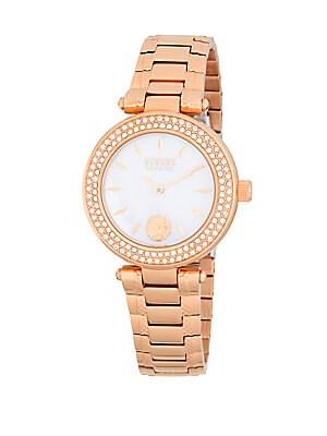 Stainless Steel Bracelet Watch